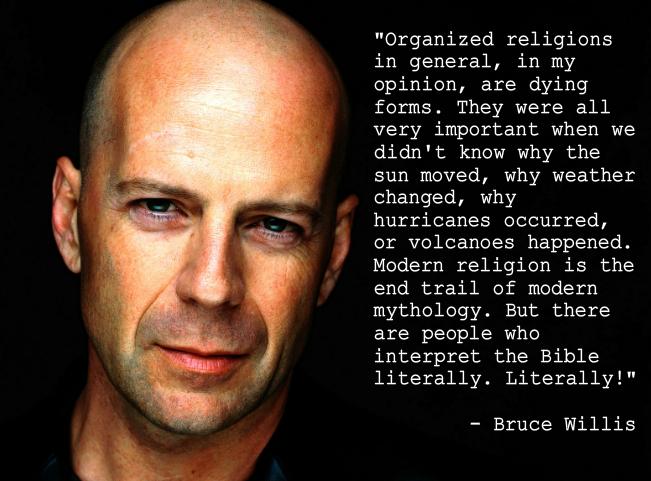 Bruce Willis's quote #6