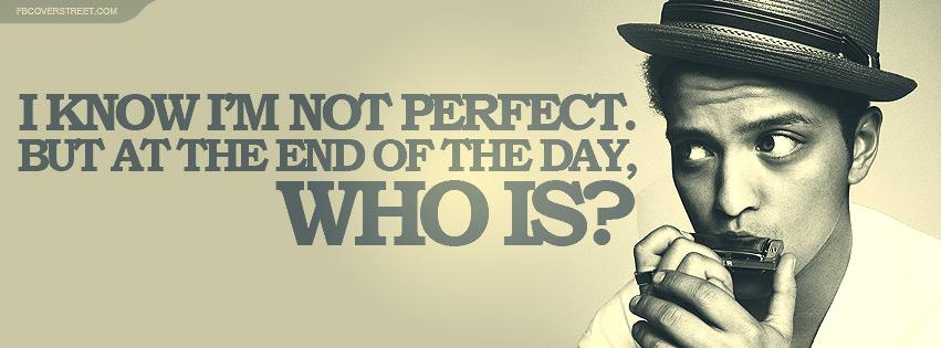 Bruno Mars's quote #8
