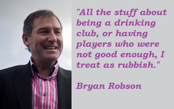 Bryan Robson's quote #2