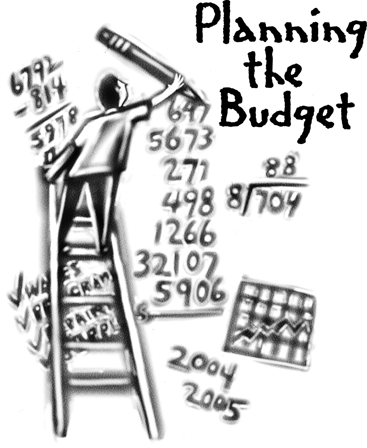 Budgets quote #1