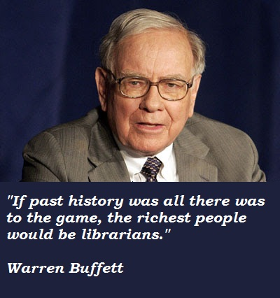 Buffet quote #1
