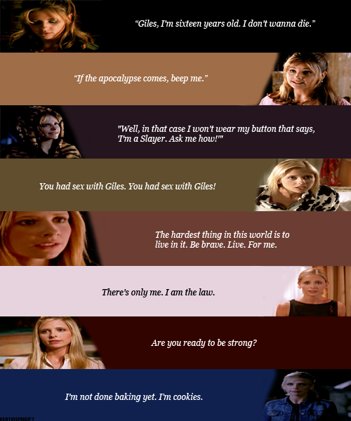 Buffy quote #1