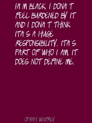 Burdened quote #1