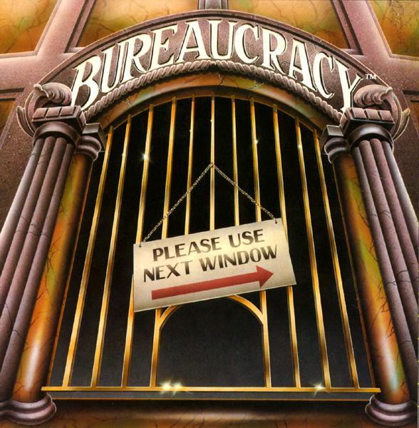 Bureaucratic quote #1