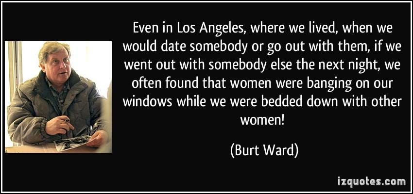 Burt Ward's quote #1