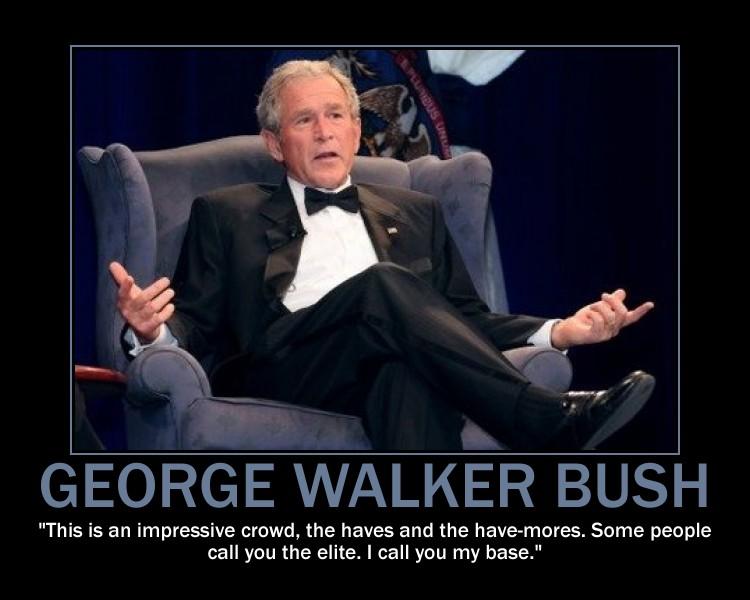 Bush quote #7