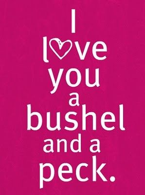 Bushel quote #1