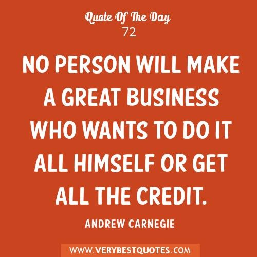 Business Person quote #2