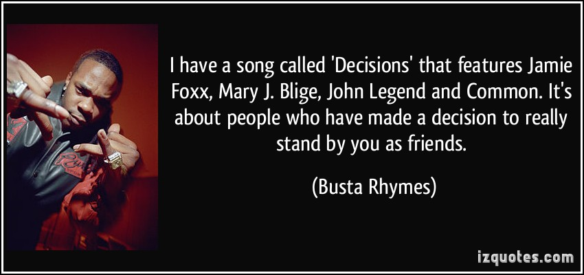 Busta Rhymes's quote #3