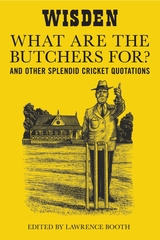 Butchers quote #1
