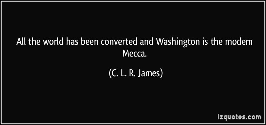 C. L. R. James's quote #1