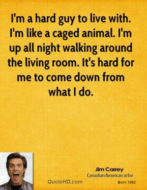 Caged quote #1