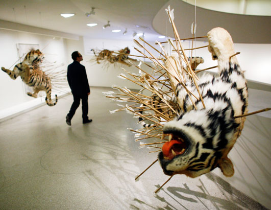Cai Guo-Qiang's quote #1