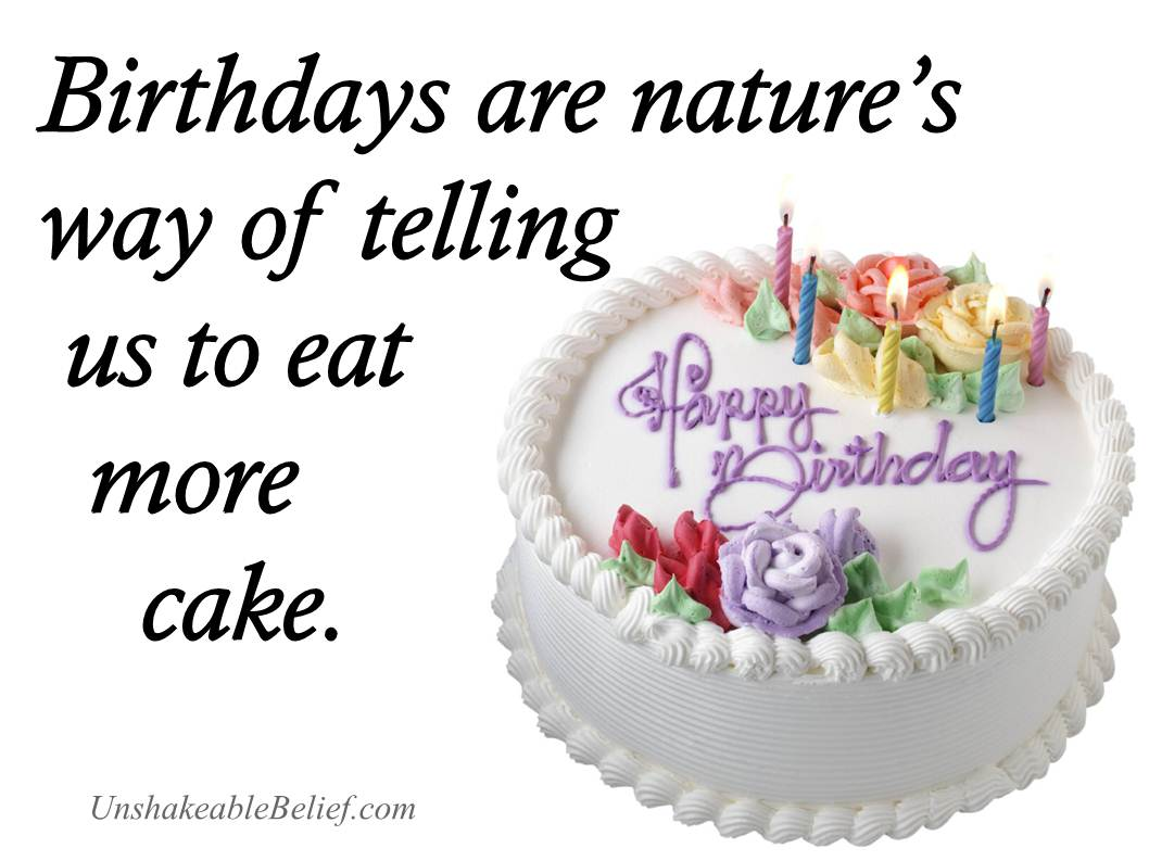 Cake quote #1