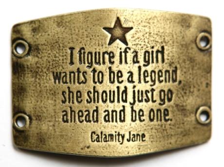 Calamity Jane's quote