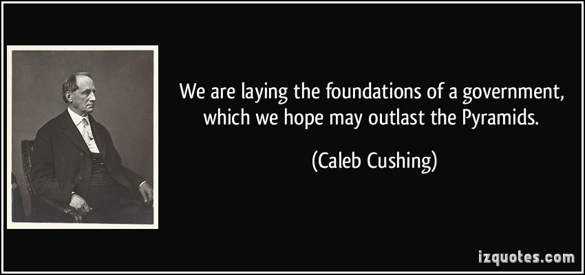 Caleb Cushing's quote #3