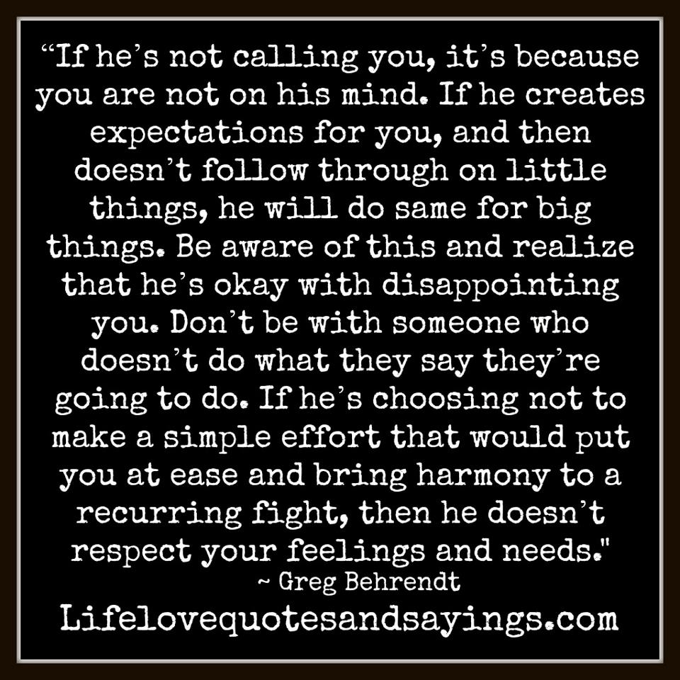 Calling quote #1
