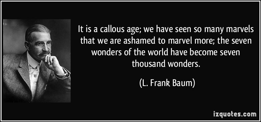 Callous quote #1