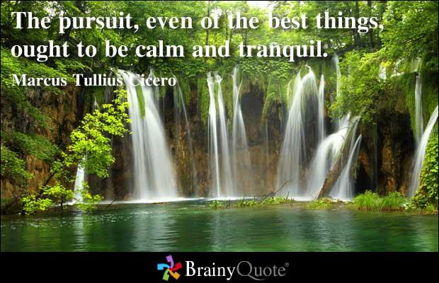 Calm quote #5