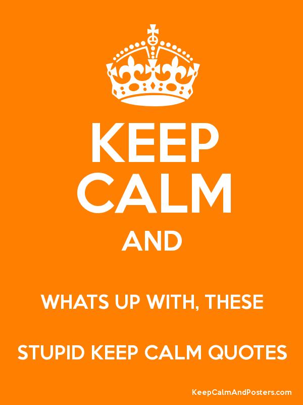 Calm quote #6