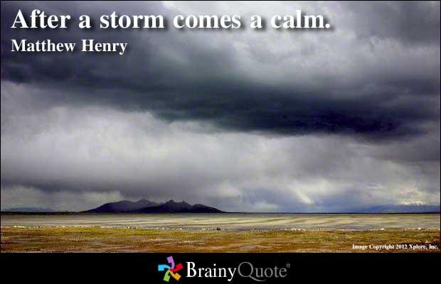 Calmed quote #1