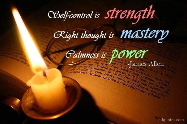 Calmness quote #1