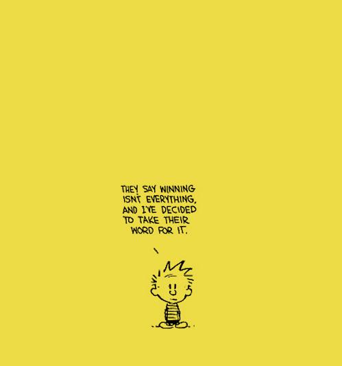 Calvin quote #1