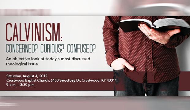 Calvinism quote #1