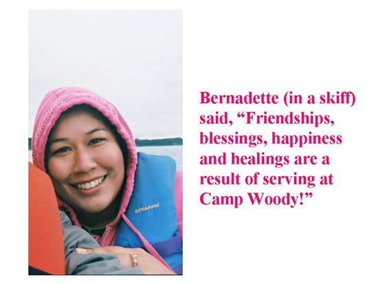 Camp quote #3