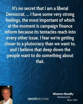 Campaign Finance Reform quote #2
