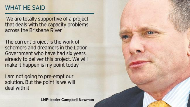 Campbell Newman's quote #3