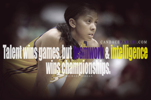Candace Parker's quote #6