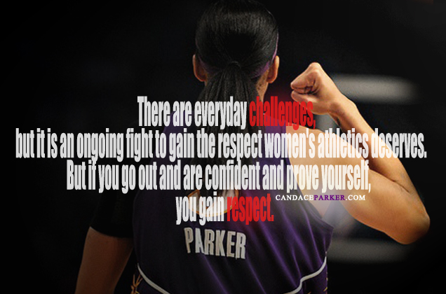 Candace Parker's quote #7