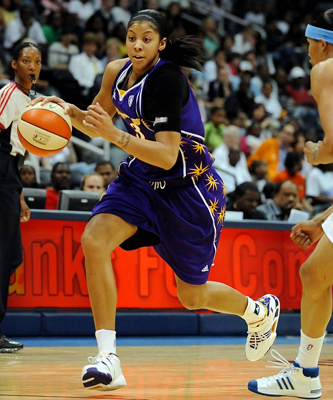 Candace Parker's quote #1