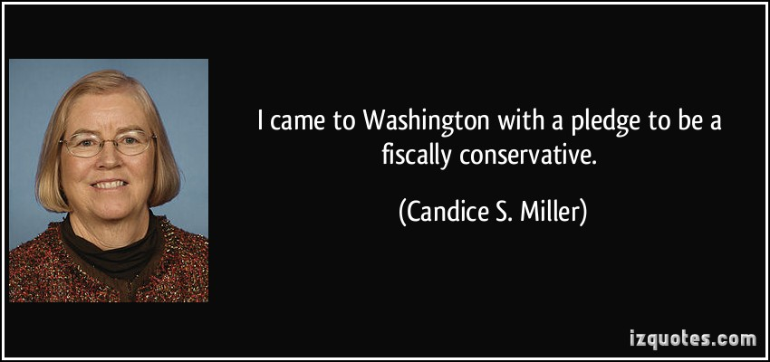 Candice S. Miller's quote #3