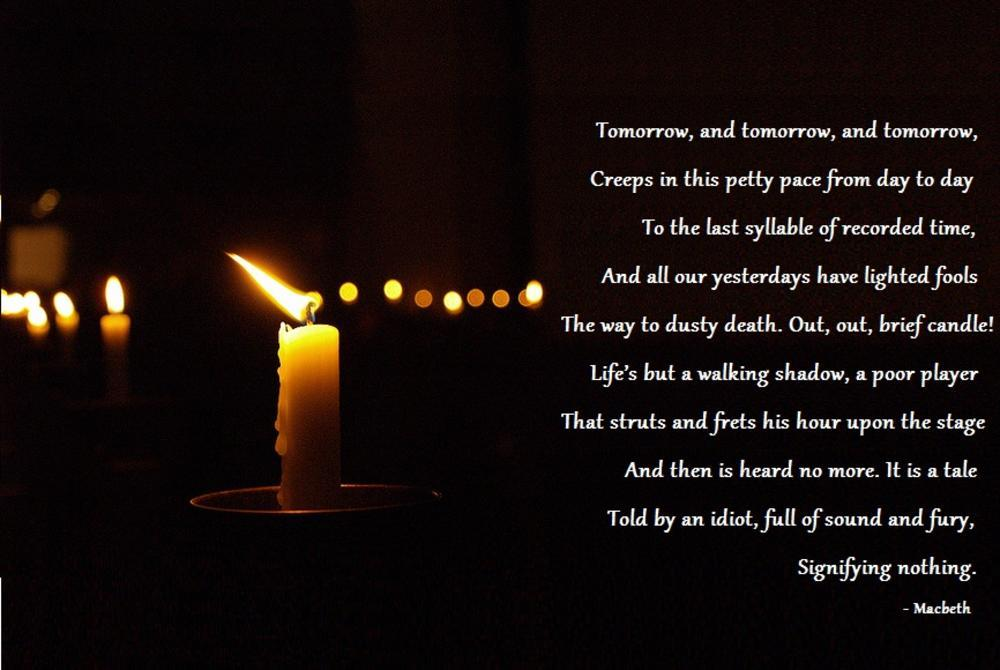 Candle quote #3