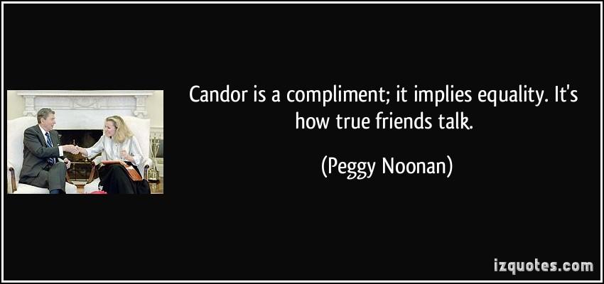 Candor quote #1