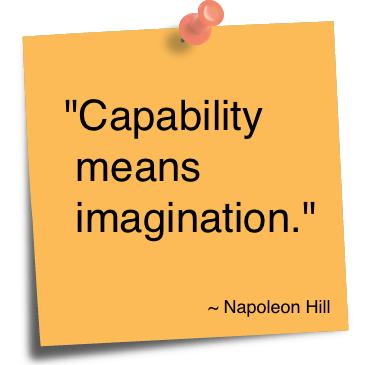 Capability quote #1