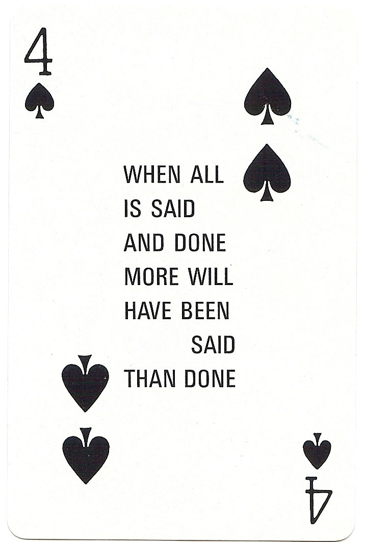 Cards quote #5