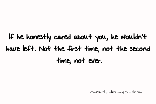 Cared quote #4