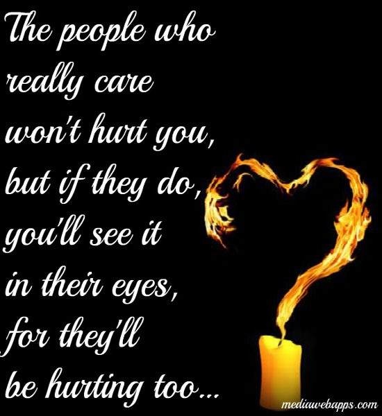 Cared quote #5