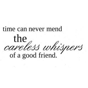 Careless quote #1