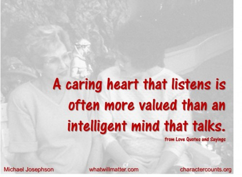 Caring quote #2