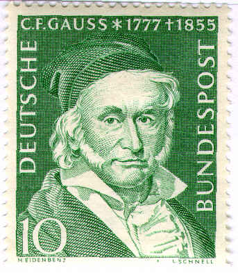 Carl Friedrich Gauss's quote #2
