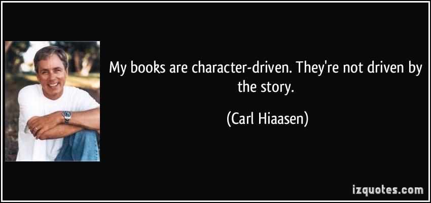 Carl Hiaasen's quote #3