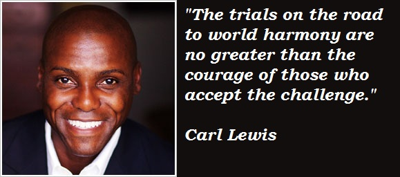 Carl Lewis's quote #5
