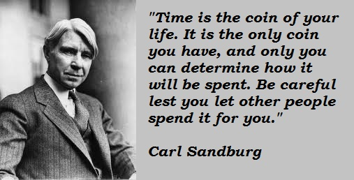 Carl Sandburg's quote #3