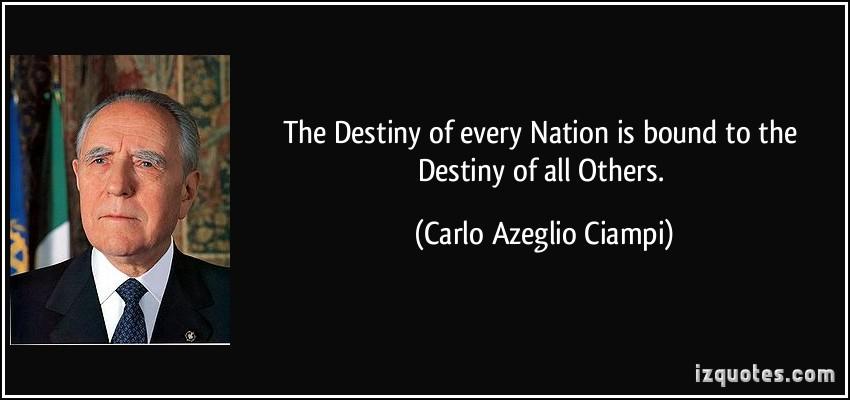 Carlo Azeglio Ciampi's quote #2