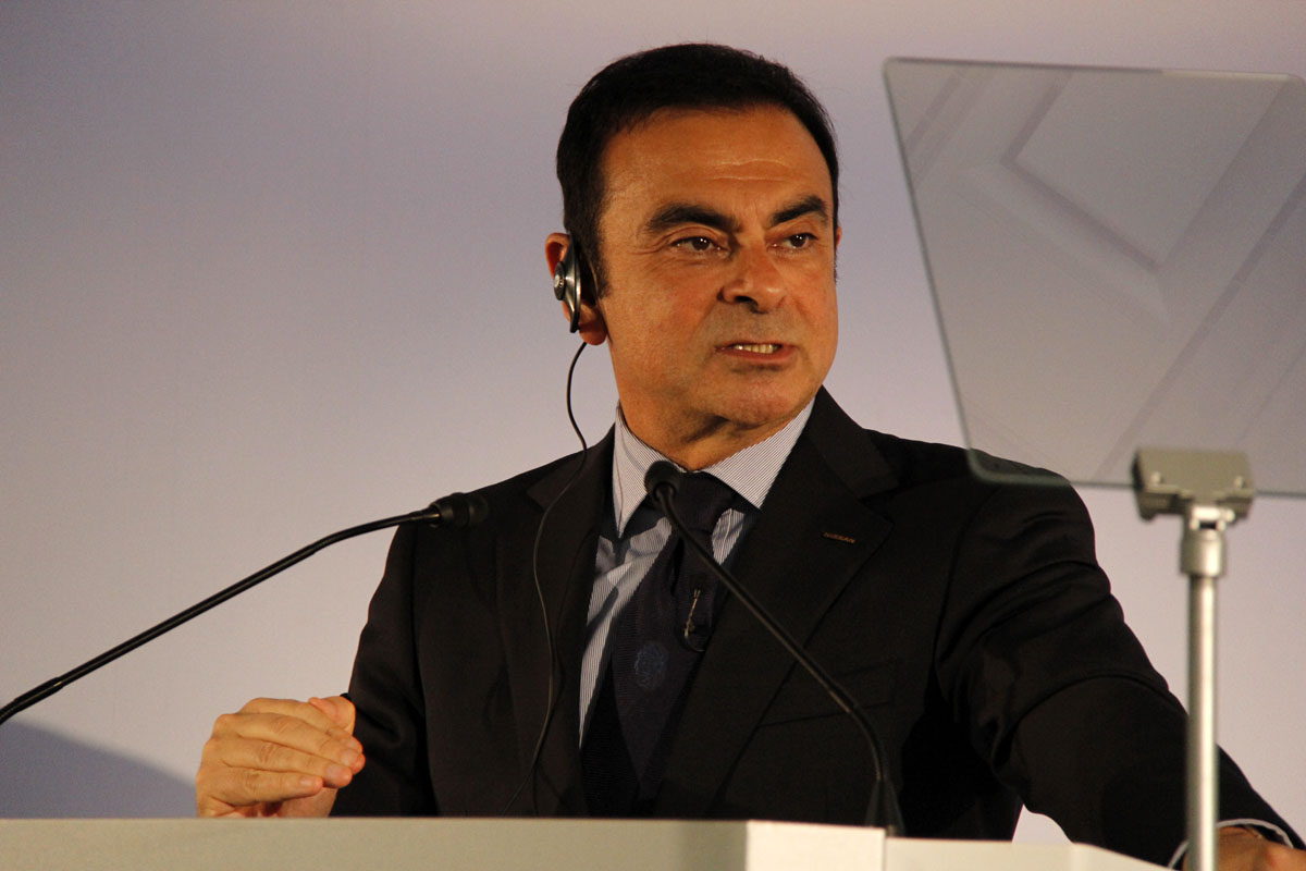 Carlos Ghosn's quote #3