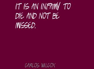 Carlos Wilcox's quote #1